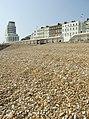 The beach at St Leonards on Sea - geograph.org.uk - 527088.jpg