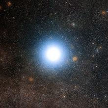 Star Rigel http://www.eso.org/public/images/eso1241e/