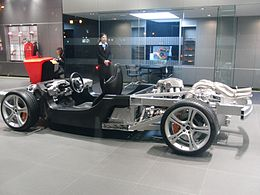 The chasis of McLaren MP4-12C.JPG