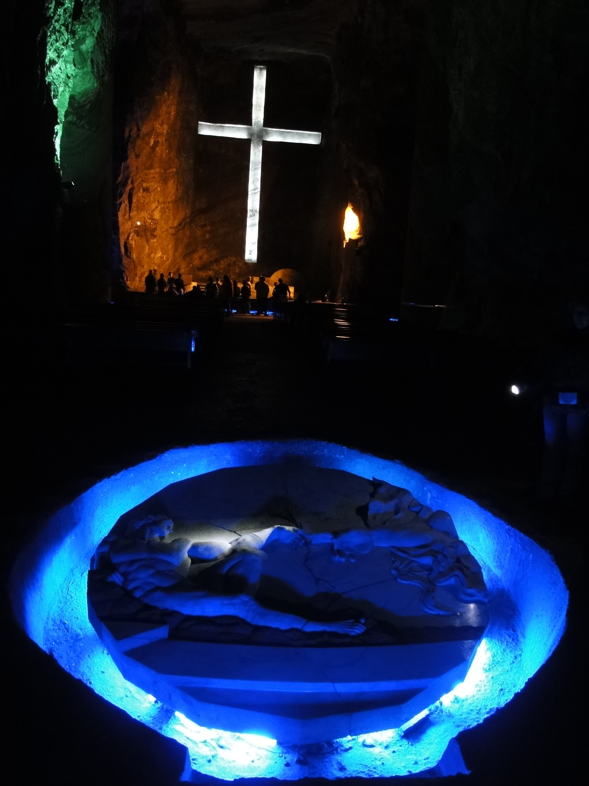 Salt Cathedral Of Zipaquir 225 Wikipedia