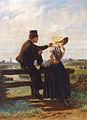 The flirtation by Adolf Alexander Dillens (1821-1877).jpg