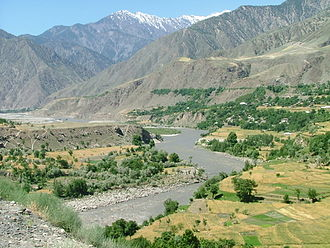 Chitral District - Chitral Ayun
