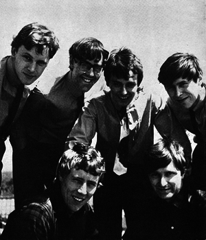 The Nashville Teens - The Nashville Teens in 1966