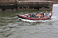 The old lifeboat returns to safety - geograph.org.uk - 1261923.jpg