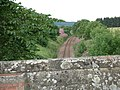 The railway north at Kiltearn - geograph.org.uk - 207659.jpg