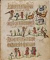 Theodore Psalter page 190r Samuel and David.jpg
