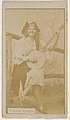 Theresa Vaughn, from the Actresses series (N245) issued by Kinney Brothers to promote Sweet Caporal Cigarettes MET DP859764.jpg