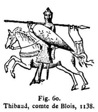 Equestrian seal - Image: Thibaut Blois