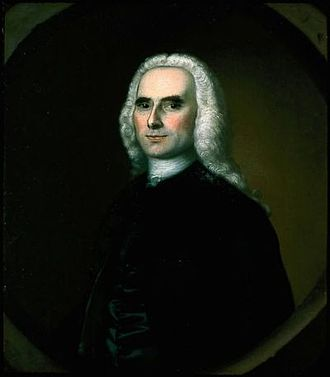 Charles Bulfinch - Thomas Bulfinch (father of Charles), ca.1757
