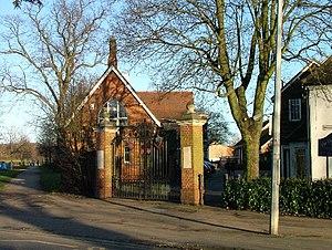 The Thomas Alleyne Academy - Front Gates