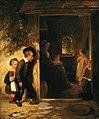 Thomas George Webster (1800-1886) - Late at School - N00426 - National Gallery.jpg