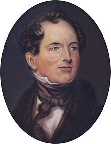 Thomas Moore, after a painting by Thomas Lawrence