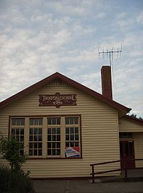 The Thorpdale Primary School was founded in 1889.