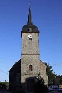 Thourie - église Saint-Barthélemy 01.JPG
