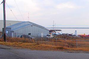 Thunder Bay Water Aerodrome - Image: Thunder Bay Aerodrome