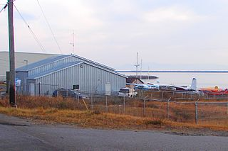 Thunder Bay Water Aerodrome