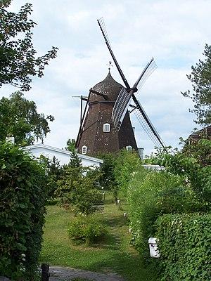 Tibberup Windmill - Image: Tibberup Mill