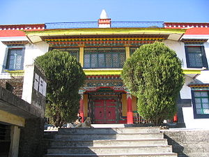 Library of Tibetan Works and Archives, Dharamsala