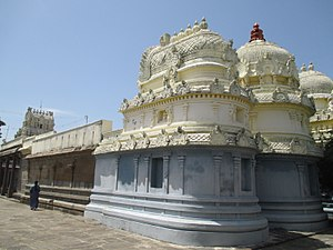 Trilokyanatha Temple - The roof top of the three shrines in the temple