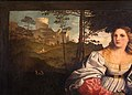 Tiziano, amor sacro e amor profano, 1514 ca. 02 paesaggio.jpg