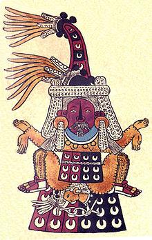 Tlazoltéotl Wikipedia La Enciclopedia Libre
