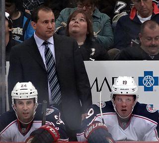 Todd Richards (ice hockey) American ice hockey coach