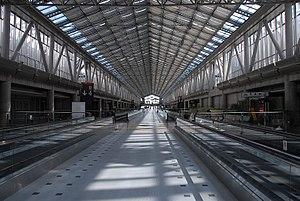 Tokyo Big Sight - Image: Tokyo Big Sight East Exhibition Hall Galleria