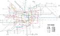 Tokyo subway system map Japanese.png