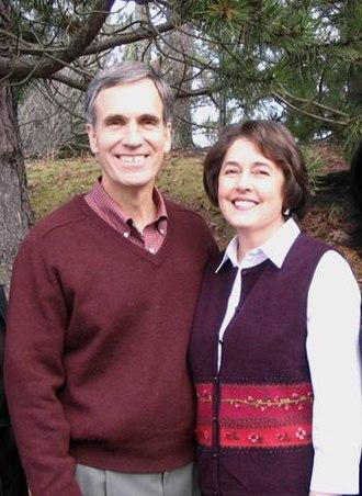 Tom Allen - Tom Allen and his wife, Diana Allen.