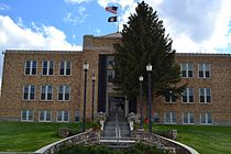 Toole County Courthouse in Shelby, Montana.JPG