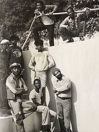 "Toots and the Maytals - First generation of the band Toots and the Maytals to include instrumentalists. The line-up included its four main additional members Jackie Jackson, Paul Douglas, Hux Brown and Radcliffe ""Dougie"" Bryan."