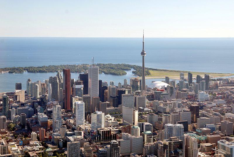 Datei:Toronto - ON - Toronto Skyline2.jpg