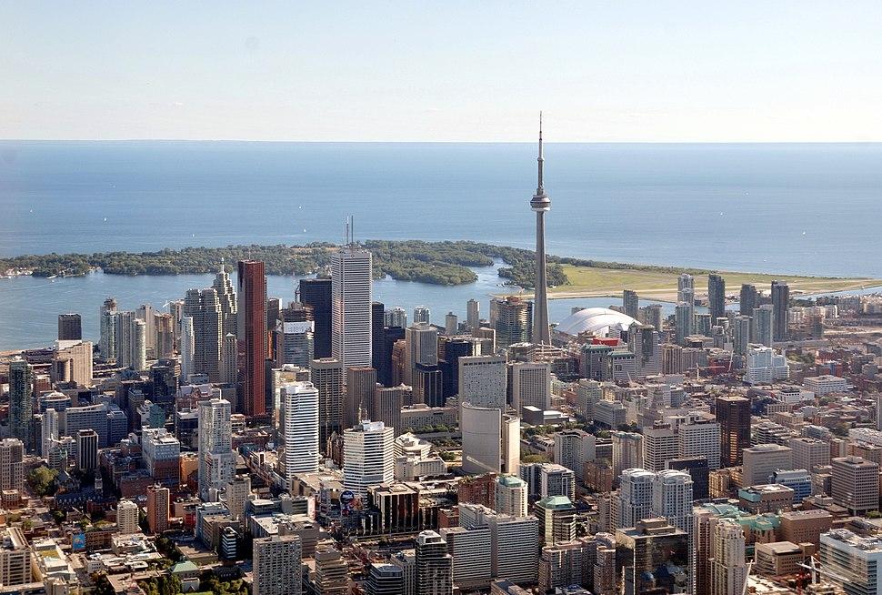 Toronto - ON - Toronto Skyline2