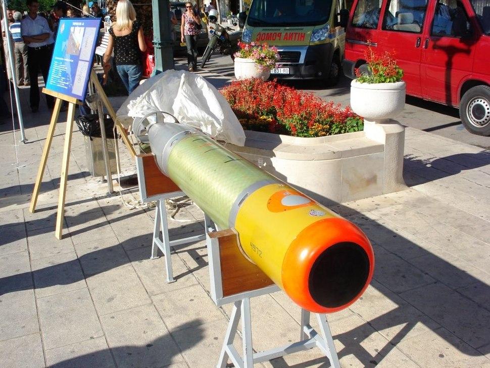 Torpedo MK-44