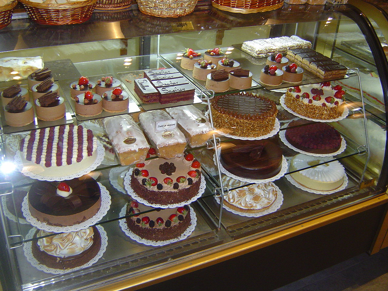 Buenos Aires Bakery Cakes