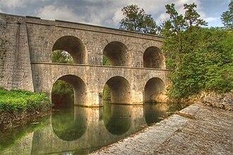 D23 road (Croatia) - Tounj bridge