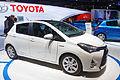 Toyota Yaris Hybrid - Mondial de l'Automobile de Paris 2014 - 002.jpg