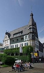 Hotel Bellevue Traben Trarbach Parken