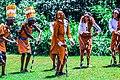 Traditional Kikuyu Dancers singing.jpg