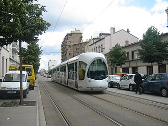 Lyon tramway - Line 2