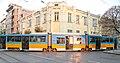 Tramway in Sofia in Alabin Street 2012 PD 028.jpg