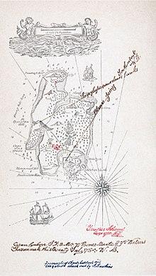 Carte Au Tresor Nom Anglais.L Ile Au Tresor Wikipedia