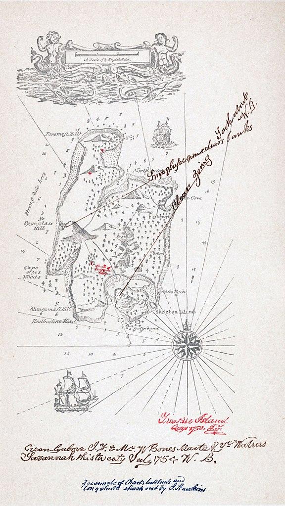 Treasure Island Cassel