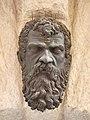 Trento-Palazzo Fugger Galasso-face on portal.jpg