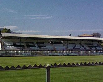 Stadio Alberto Picco - Image: Tribuna Picco