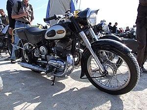 Triumph (TWN) - 350cc Triumph Boss