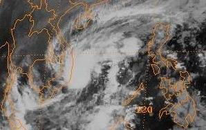 Tropical Depression 33W 1999