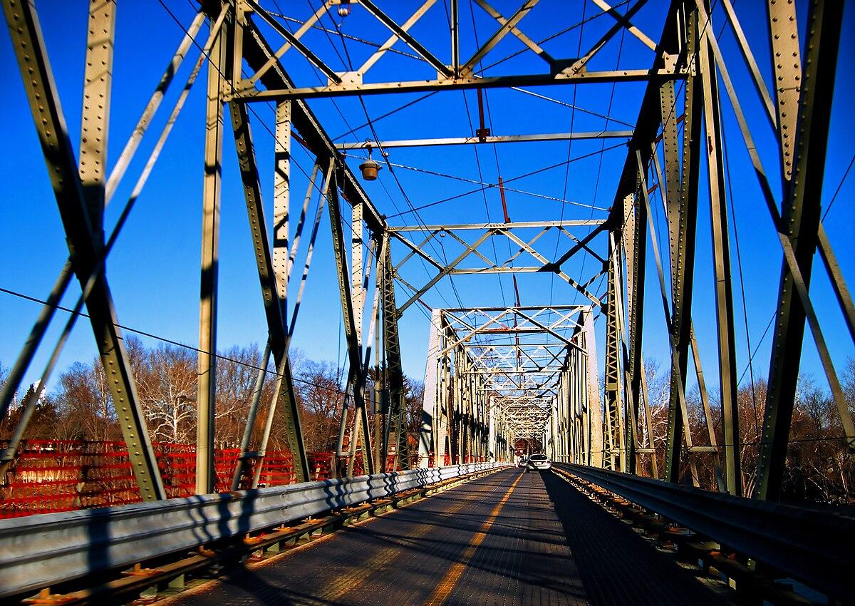 Riverton belvidere bridge wikipedia for The riverton