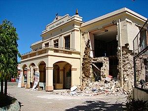 Tubigon - Image: Tubigon 1 earthquake