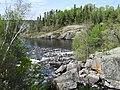 Tulabi Falls 7 Nopiming Provincial Park Manitoba.jpg